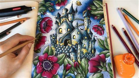 magical delights colouring book midnight carovne lahodnosti magical delights coloring book by klara markova youtube