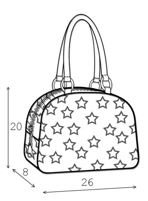 drawing bag pattern bag sewing pattern 3014 made to measure sewing pattern