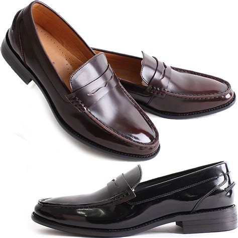 new mooda loafer classic dress casual mens formal