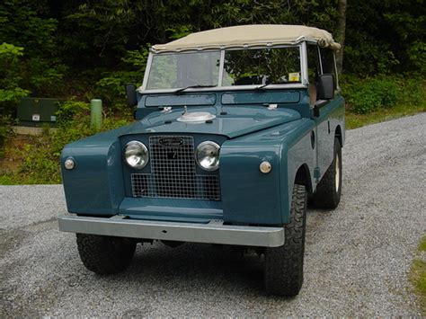land rover series ii land rover series ii review and photos