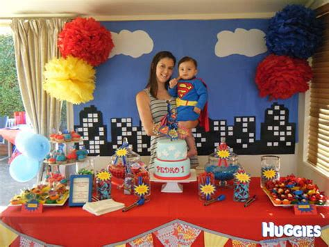 Food Bully Power Junior 11kg superman cake huggies birthday cake gallery huggies