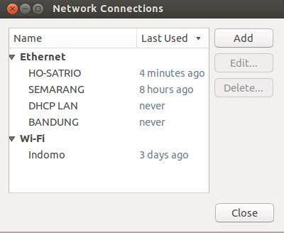 membuat jaringan lan dengan ubuntu membuat multi lan banyak jaringan di ubuntu ahmad