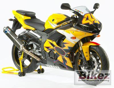 2008 yamaha yzf r6 r46 specifications and pictures