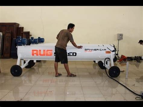 rug speed rug speed proses pencucian dan pengeringan karpet