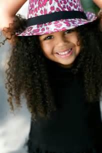 Natural Curly Hair Kids