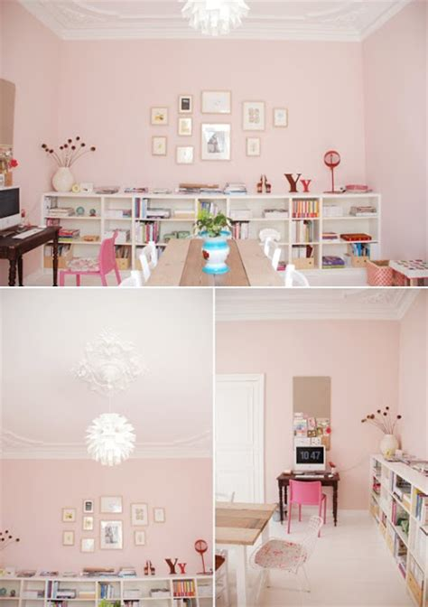 farrow and ball girls bedroom middleton pink favorite paint colors blog