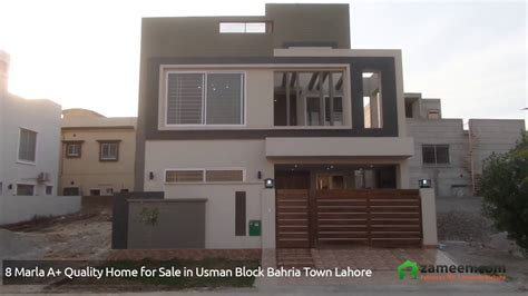home design for 8 marla 8 marla house is available for sale in bahria town usman