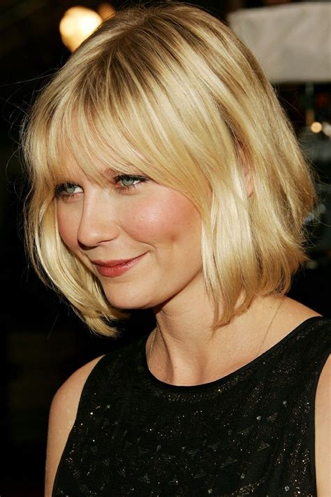 hairstyles for fine hair bangs 50 best short hairstyles for fine hair women s fave