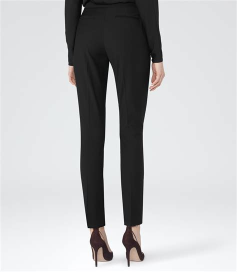 Tailored Trouser vara trouser black tailored trousers reiss