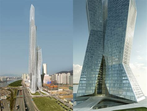 design center towers millennium tower business center wbcb by asymptote