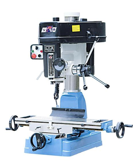 China Bench Style Drilling And Milling Machine Zx7032 China Milling Machine