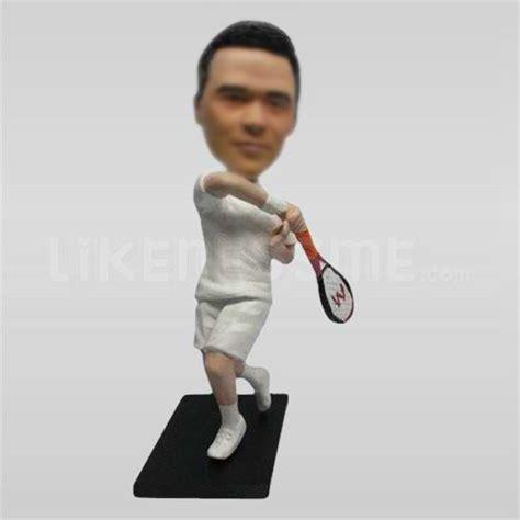 bobblehead tennis tennis bobbleheads badminton bobbleheads likenessme