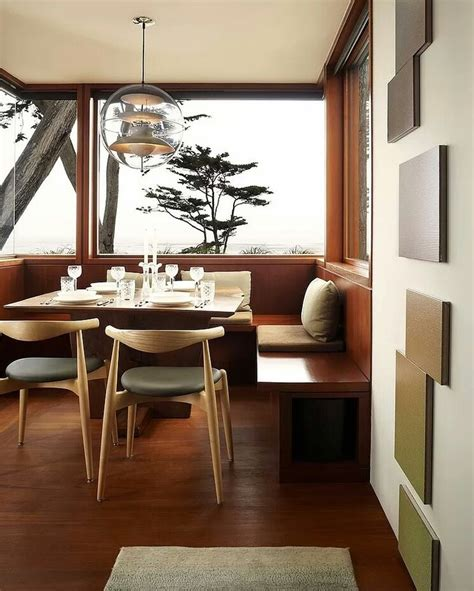 Dining Room Nooks Modern Breakfast Nook For The Home Breakfast Nooks Nooks And Benches