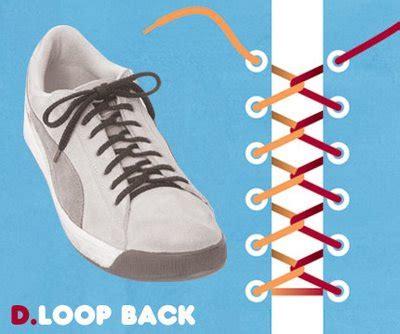 tutorial menalikan tali sepatu cara membuat tali sepatu unik izzan zy