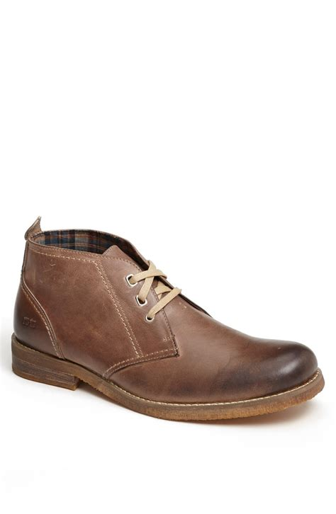 bed stu boots on sale bed stu men s draco chukka boot in brown for men toast zone lyst