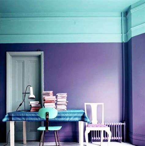 pareti azzurre da letto abbinare due colori in una stanza foto design mag