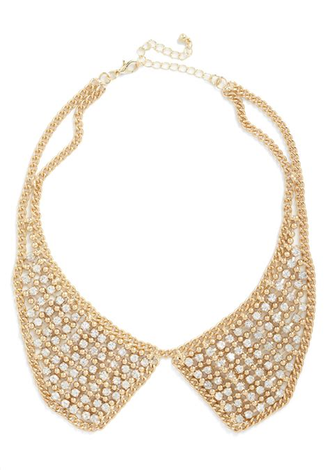 Collection Of Striking Collar Necklaces For