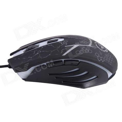 Mouse Gaming Avan G6 Black Juexie Lightning Panther G6 Usb 2 0 1000 1600 2400dpi