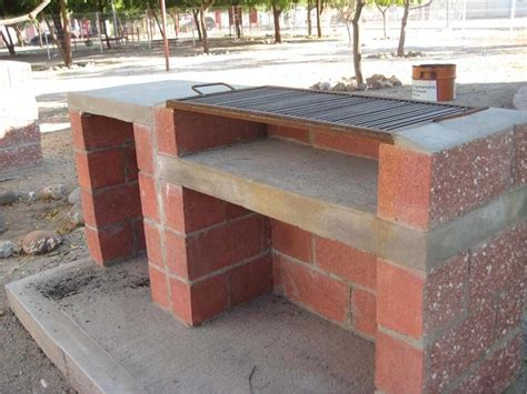 asadores de ladrillo google search outdoor kitchens asadores  jardin asadores de