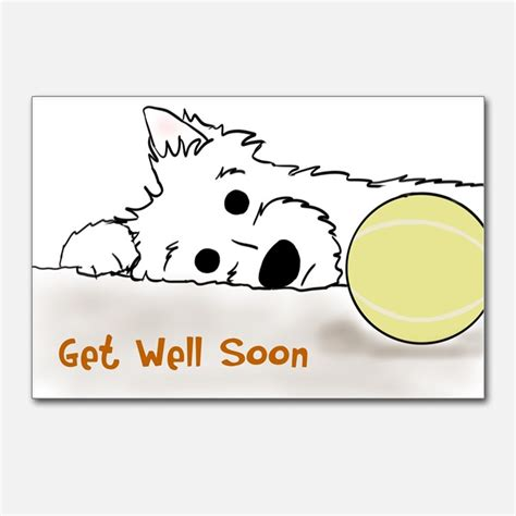 get well card template get well postcards get well post card design template