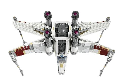 Lego 10240 Wars lego 10240 five x wing starfighter i brick city