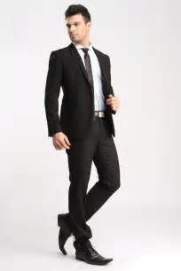 Black Formal Style Suit 41444 image gallery formal