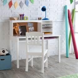 Walmart Kids Desk Guidecraft Media Desk Amp Chair Set White Furniture