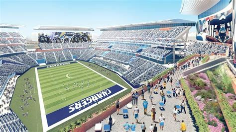 stadiumlinks at marlins park the lawyer wants city to restart eir for new chargers stadium