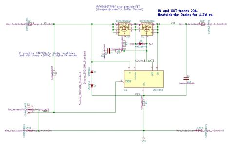 ideal diode circuit inane coding