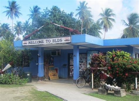 blue dive shop blue lagoon dive shop picture of truk blue lagoon resort