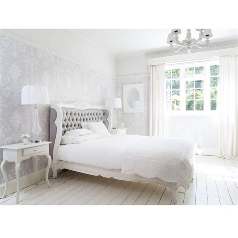 upholstered and french headboards french bedroom company bergerac silk upholstered bed french bedroom company