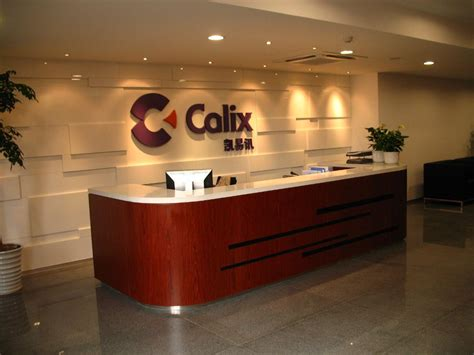Front Desk Reception Apac O Calix Office Photo Office Front Desk