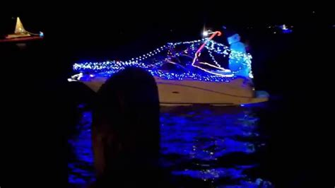 pensacola christmas boat parade of lights pensacola