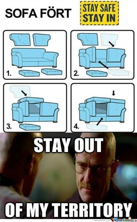 Blanket Fort Meme - sofa fort by doctor ernest calligary meme center
