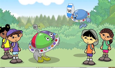 chef solus and explorers go grocery shopping in solusville nourish interactive introduces new character marty myplate