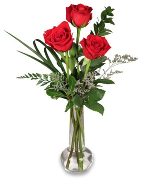 Vases Of Roses by Bud Vase Flower Design Just Because Flower