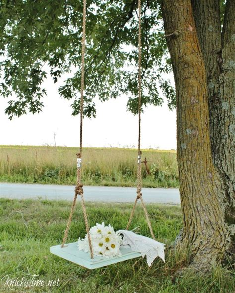 old fashioned swing weekending 15 spring projects to welcome the season