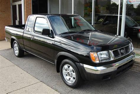 nissan pickup 1998 1998 nissan frontier extended pickup truck one owner