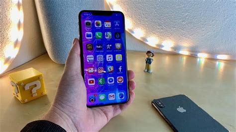 the iphone xs max excellent but a notch below the best dxomark notebookcheck net news