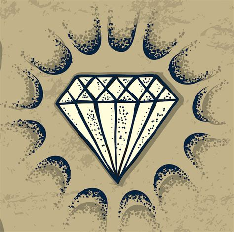 what does a diamond tattoo mean meaning tattoos with meaning