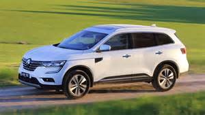 Renault Suv Renault Koleos Intens 2016 Review Road Test Carsguide