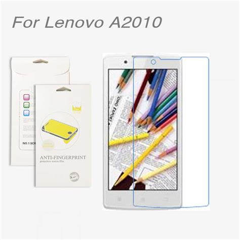 Lcd Lenovo A2010 竕ァfor lenovo a2010 3pcs lot high clear 窶 窶 lcd lcd screen