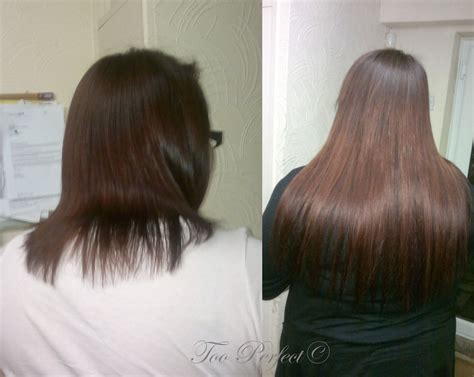 micro ring hair extensions before and after 20 hair extensions before and after