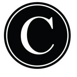 Initial Wall Stickers letter c monogram cake ideas and designs