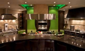 Big Kitchen Designs by Best Kitchen Interior Design Ideas Modern Big Kitchen Design