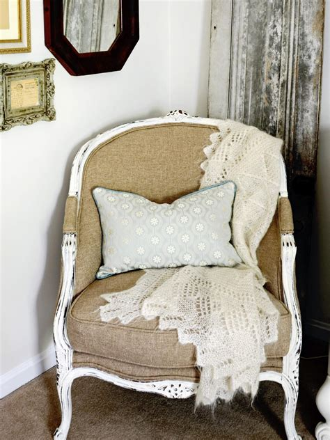 Inexpensive Armchairs Design Ideas Liven Up A Bedroom With Thrifty Finds Bedroom Decorating Ideas For Master Guest