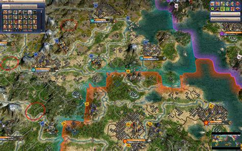 civilization 4 world map world map scenario standoff at the chinese border image