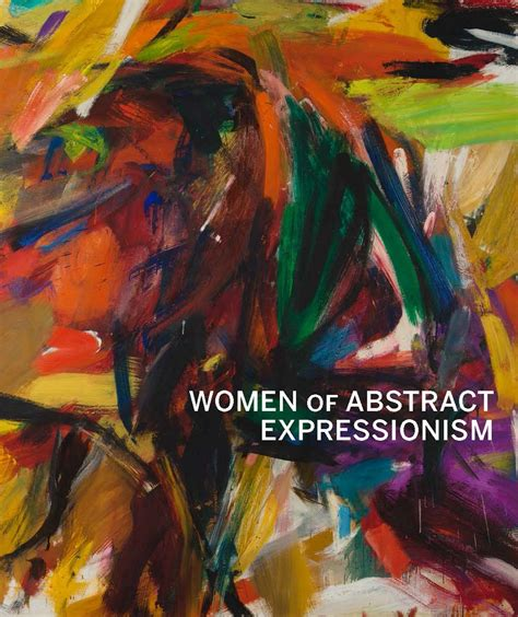 reader s diary women of abstract expressionism