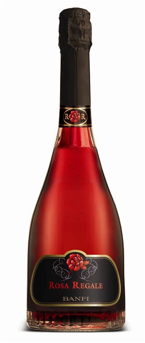 Regal Rosa by Review 2010 Banfi Rosa Regale Sparkling Wine Drinkhacker