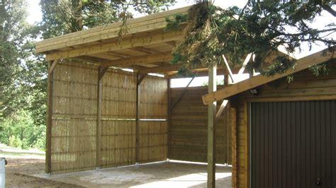 4 Car Garages carports bois garages bois personnalis 233 s au sur mesure